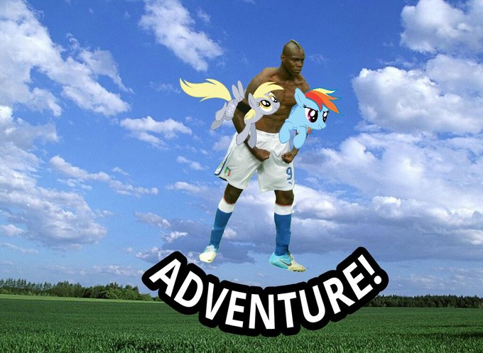 Balotelli Adventure!
