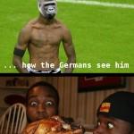 Cómo ven a Balotelli