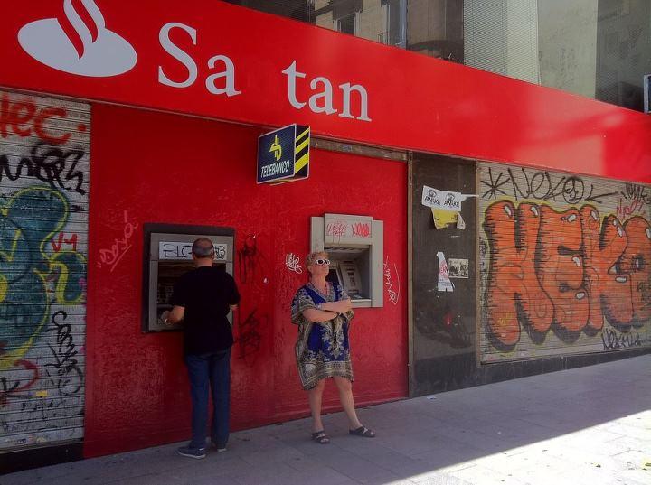 Banco Satán