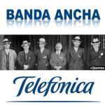 La banda ancha de Telefónica