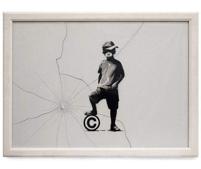 Banksy - Pelotazo