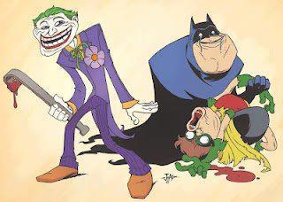 batman forever alone - robin y joker troll - memes
