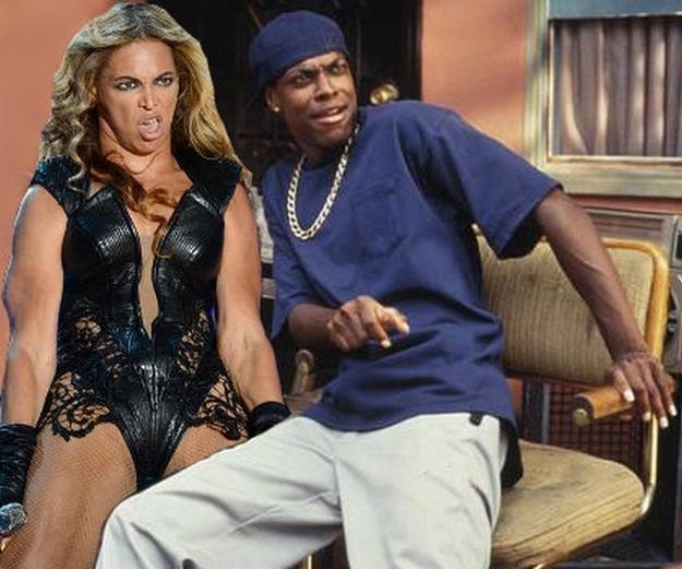 Beyoncé Super Bowl - Expresión WTF