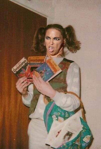 Beyoncé Super Bowl - No le gustan los libros