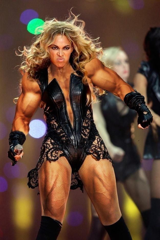 Beyoncé Super Bowl - Culturista