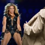 Beyoncé y exhibicionista