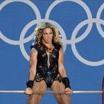 Beyoncé Superbowl – Levantando pesas