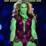 Beyoncé Super Bowl – She-Hulk