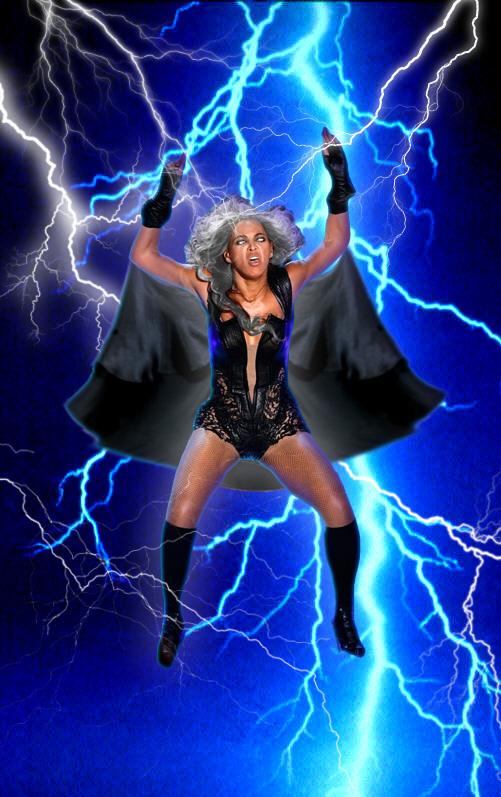 Beyoncé Super Bowl - Tormenta