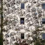 Fachada de bicis