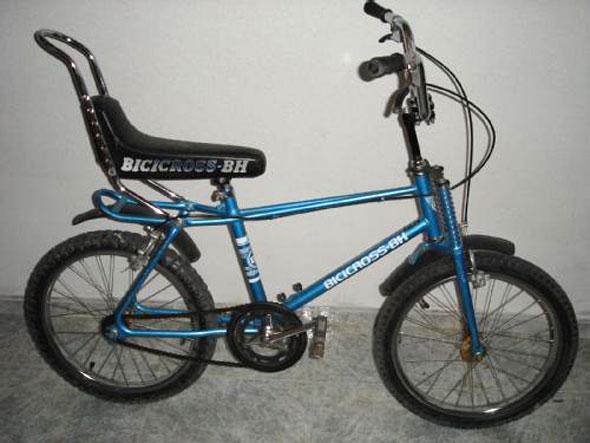 La auténtica y genuina Bicicross BH