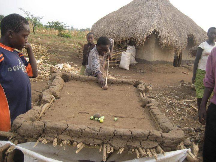 Billar en África