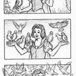 Blancanieves y los pajaritos