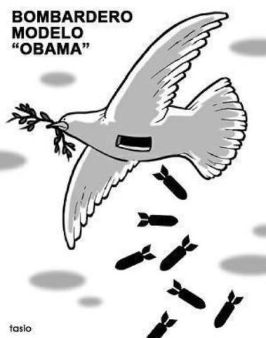 "Bombardero modelo ""Obama"""