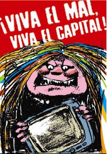Viva el mal, viva el capital (Bruja Avería)
