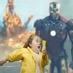 Bubble Girl – Ironman