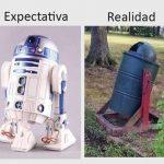 C3PO: Expectativa vs realidad