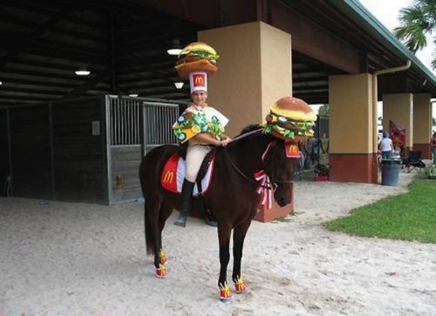 Caballo MacDonalds