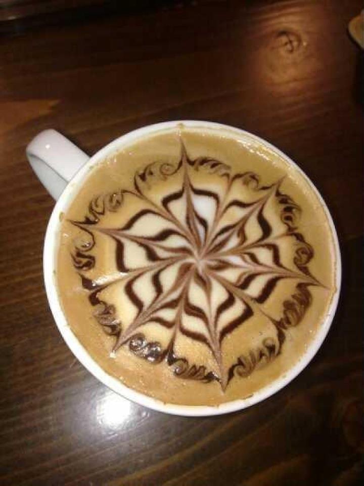 Café decorado 2