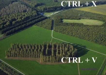 CTRL+X y CTRL+V - Explicación gráfica