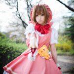 Cosplay Carcaptor Sakura