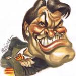 Caricatura Artur Más