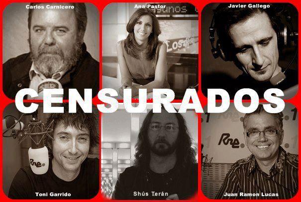 Rajoy hace algunos cambios en RTVE