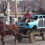 Carro con carrocería de Renault 12