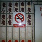 No smoking?