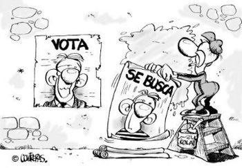 Vota / Se busca