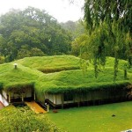 Casa integrada en la Naturaleza