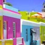 Barrio multicolor