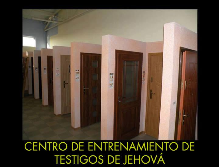 Centro de entrenamiento de testigos de Jehová