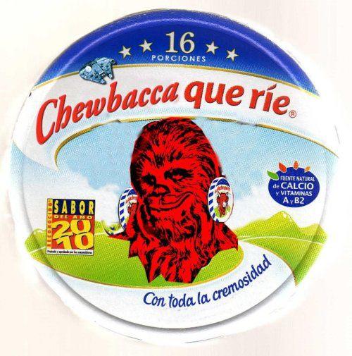 Chewbacca que ríe
