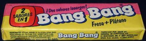 Chicle Bang Bang