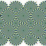 ¿Se mueven los círculos?