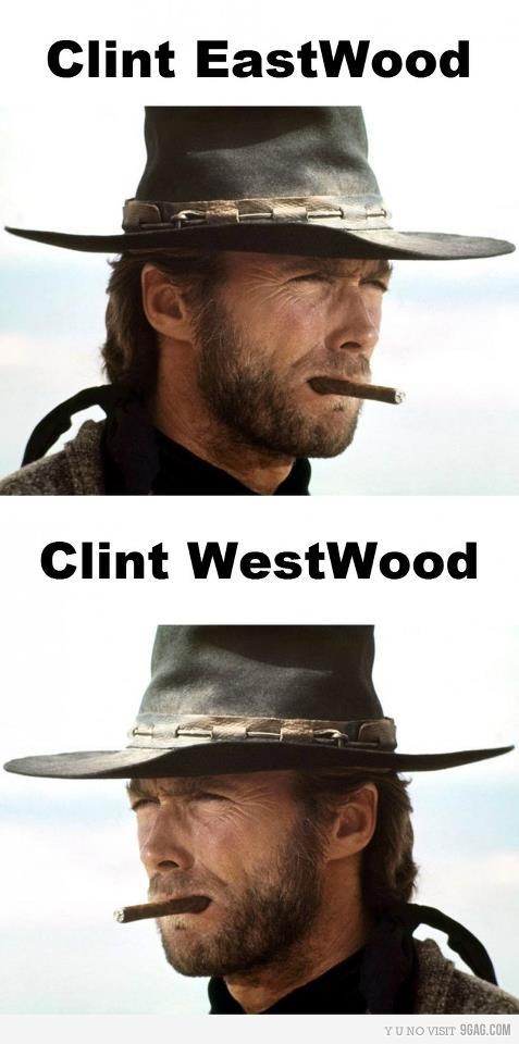 Clint Eastwood - Clint Westwood