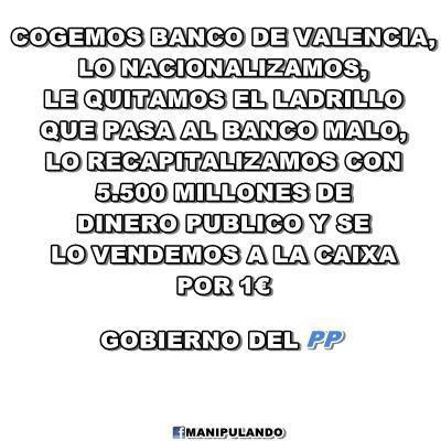 ¿Qué ha pasado con el Banco de Valencia?