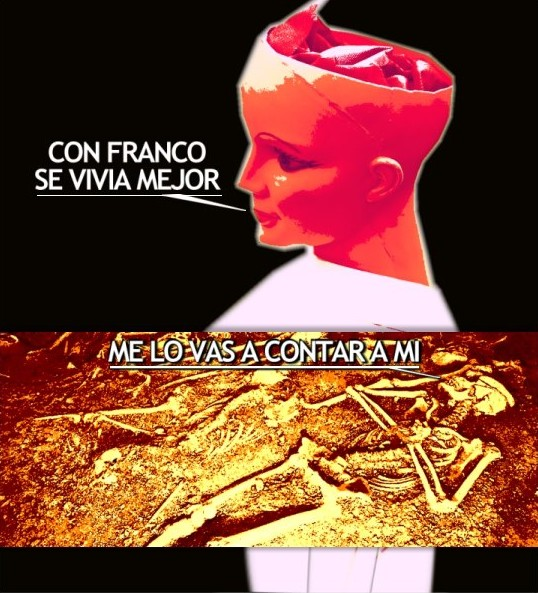 Con Franco se vivía mejor