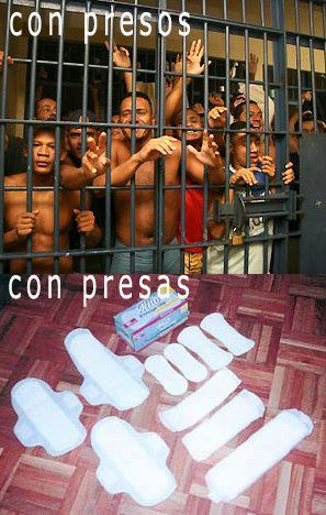 Con presos / Con presas