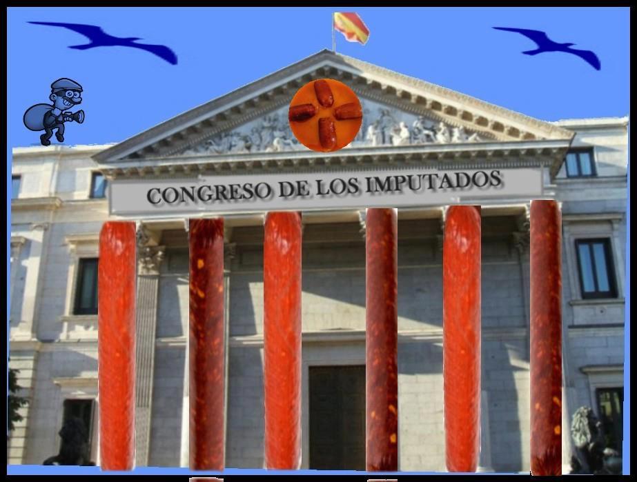 Nueva fachada del Congreso de los Diputados