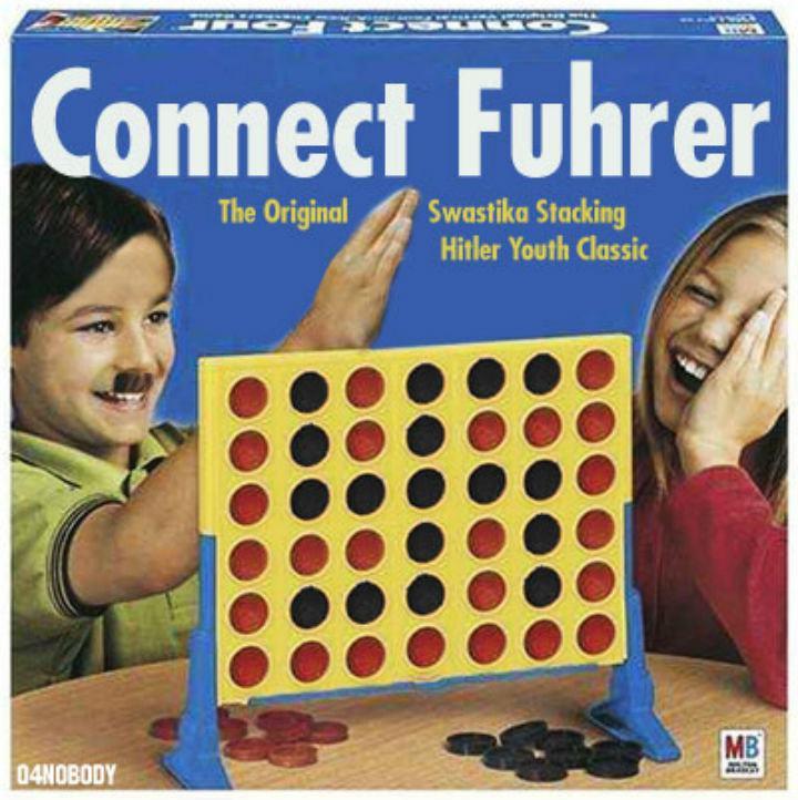 Connect Fuhrer - Más difícil todavía