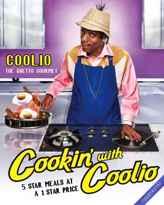 cookin' with coolio - the ghetto gourmet