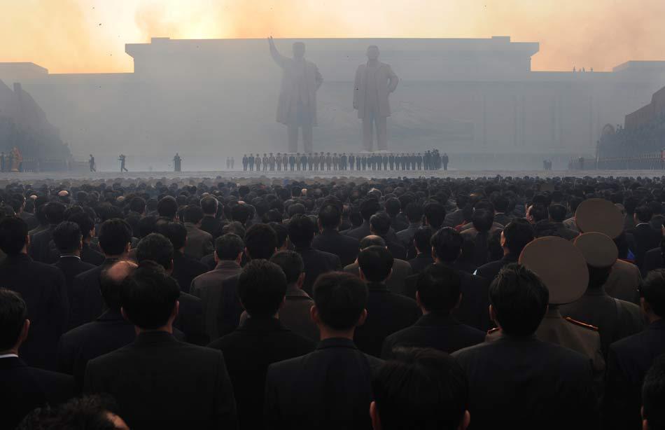 Corea del Norte - Another brick in the wall
