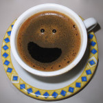 Cosas que parecen caras – Café sonriente