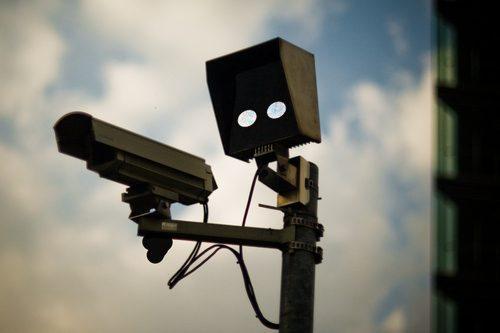 Cosas que parecen caras - Cámara de vigilancia