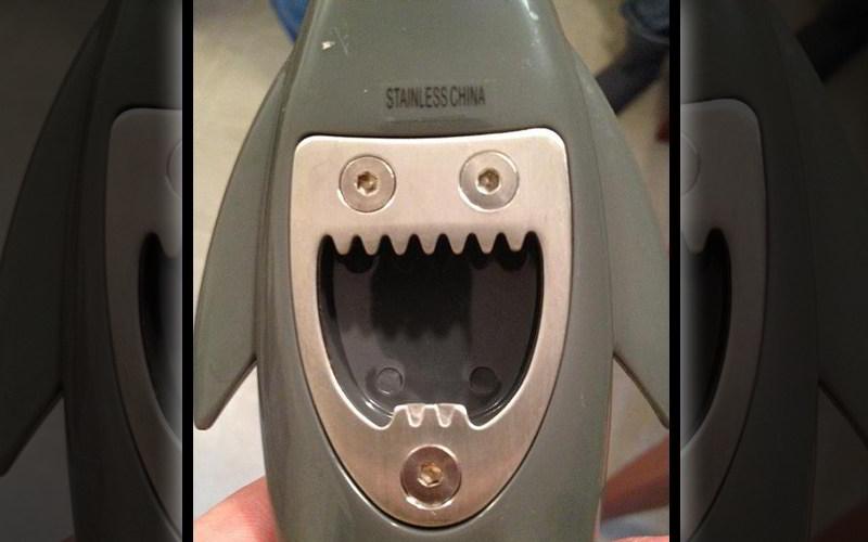 Cosas que parecen caras - Tiburón