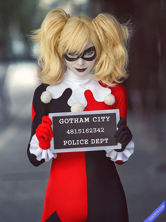 Cosplay Harley Quinn (Batman) (Ryoko-Demon)