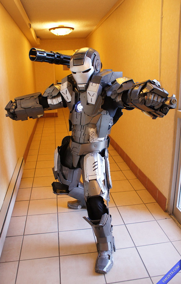 Cosplay Ironman