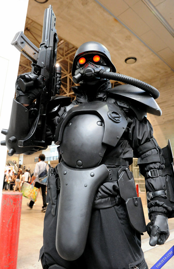Cosplay Kill-Zone